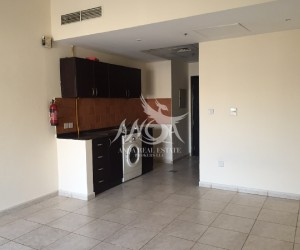 studio with balcony in Diamond Views 1 in Jumeirah Village Circle