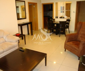 A Furlly Furnished 1 br Closed Kitchen Vacant in Jumeirah Lake Towers