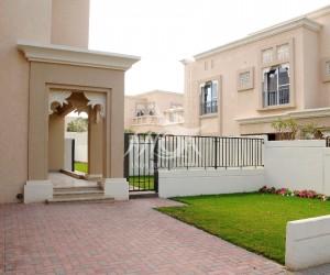 Villa for rent in Dubai Silicon Oasis with free maintenance in Dubai Silicon Oasis