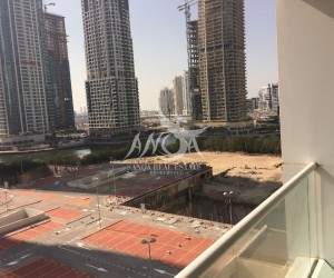Studio Apartment With Partial Lake View in Jumeirah Lake Towers