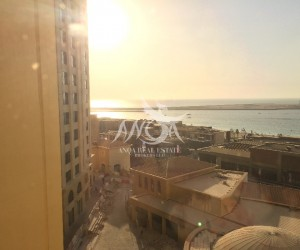 One bedroom with see view in Jumeirah Beach Residence