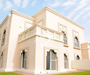 Traditional Style Villa - 4 BR with Private Garden Available in Dubai Silicon Oasis