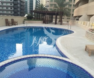 Lovely 1 bedroom apartment with affordable price in Dream Towers in Dubai Marina
