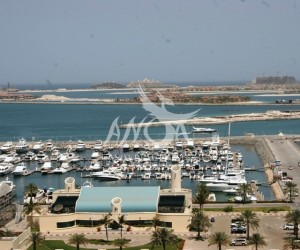 Wonderful 1 bedroom apartment with sea view in Elite Residence in Dubai Marina