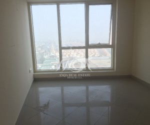 High Floor 2 Bed Apartment Plus Maids room Available NOW in Icon Tower in Jumeirah Lake Towers