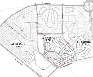 Great Location Plot in Al Barsha South Second For Sale in Al Barsha