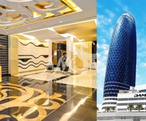 For Rent 3 bedroom plus Maids in Park Tower by Damac,T-A, DIFC in DIFC